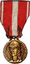Médaille de la Valeur Militaire Valmil11