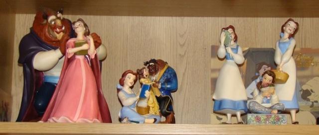 Walt Disney Classics Collection - Enesco (depuis 1992) - Page 3 Belle10