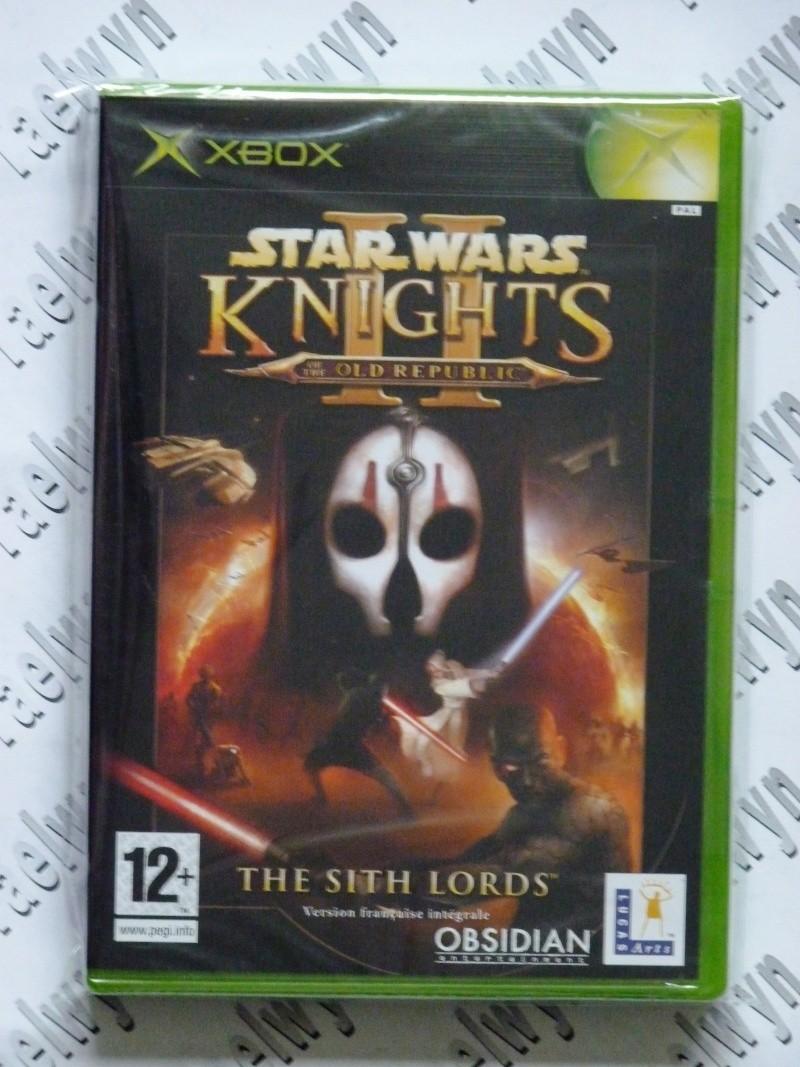 Les collecs de Taelwyn : du star wars encore et toujours - Page 7 Xbox_k10