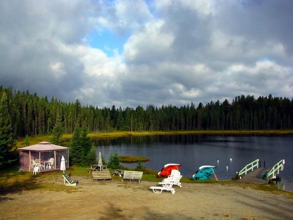 ABITIBI-TEMISCAMINGUE camping Amis de la Nature Lacoli11