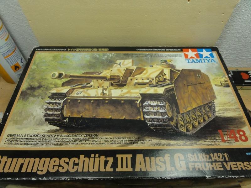 STUG - Stug III 1/48 Dsc06923