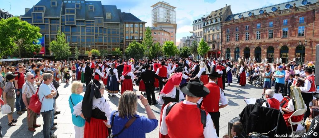hier Strasbourg était Alsacien ! Panora11