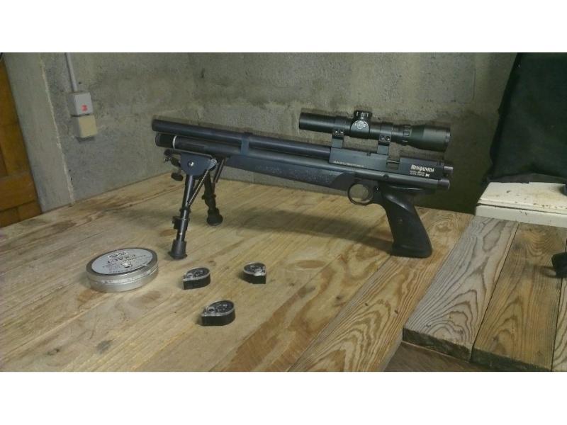 vidéo benjamin marauder pcp pistol  - Page 2 _natur11