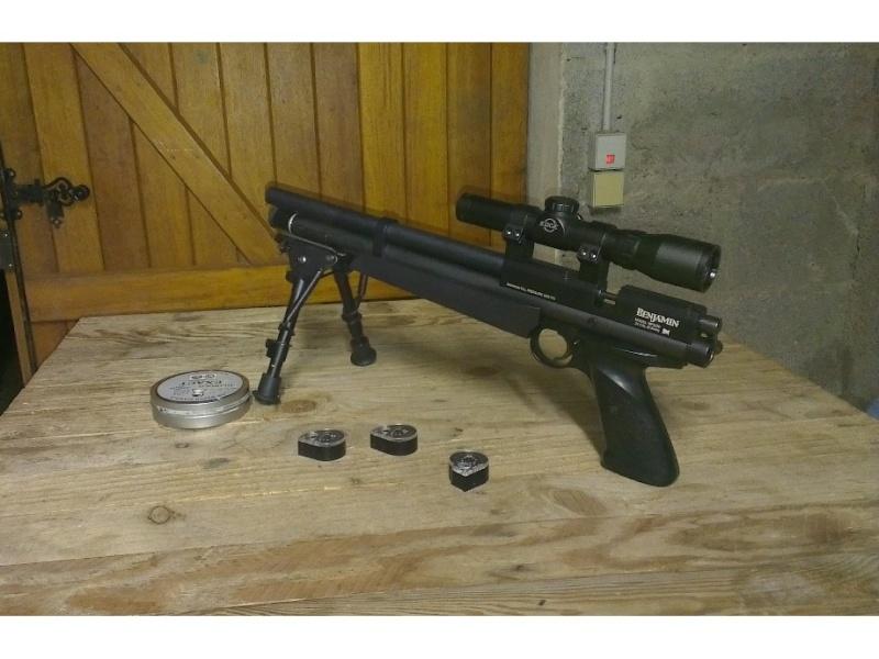 vidéo benjamin marauder pcp pistol  - Page 2 _natur12