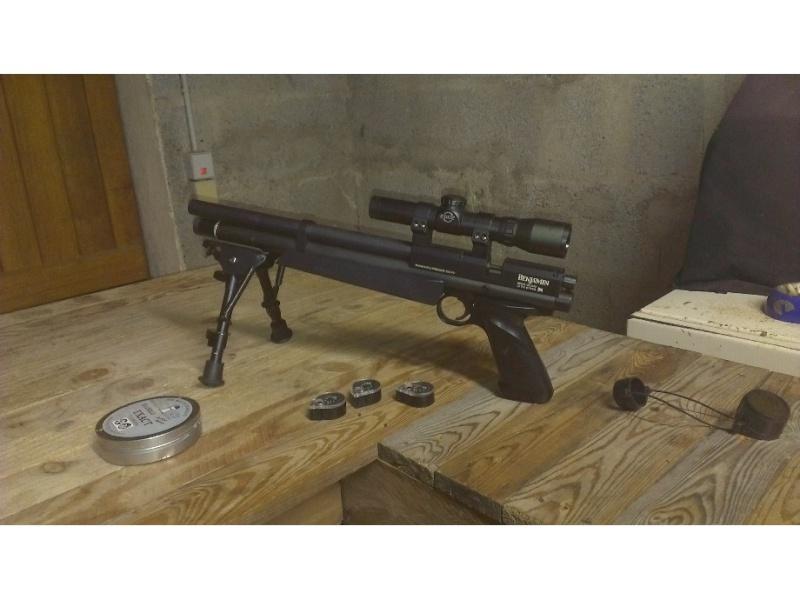 vidéo benjamin marauder pcp pistol  - Page 2 _natur14