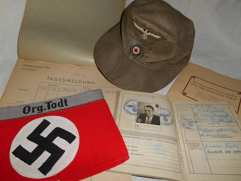"""""""Organisation Todt SüdFront (1943-1944) 00113"""