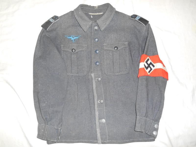 """Winterbluse Flieger-HJ / HJ-LuftwaffenHelfer"" (1943-1945) 1510"