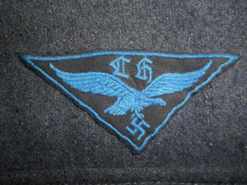 """Winterbluse Flieger-HJ / HJ-LuftwaffenHelfer"" (1943-1945) 1810"