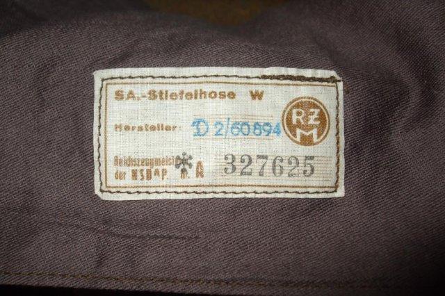 La Sturmabteilung,SA,la section d'assaut de la NSDAP, 24104310