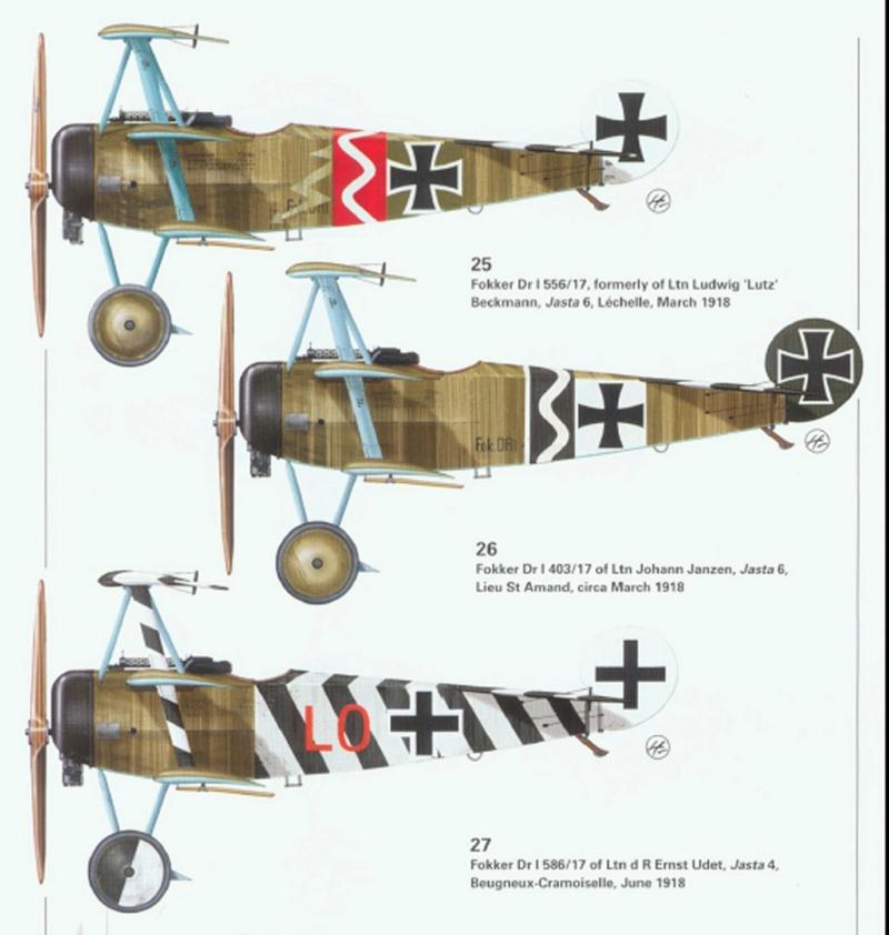 FOKKER Dr.I Fokker23