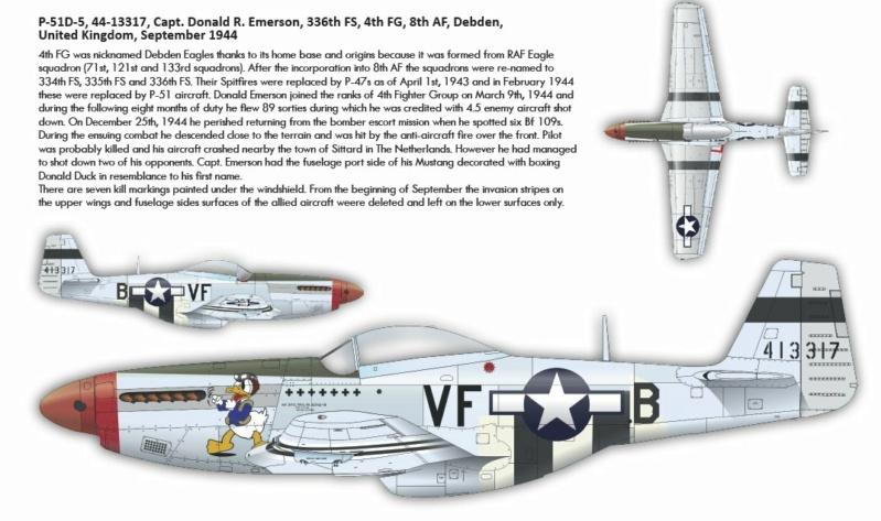 NORTH AMERICAN P-51 MUSTANG P511610