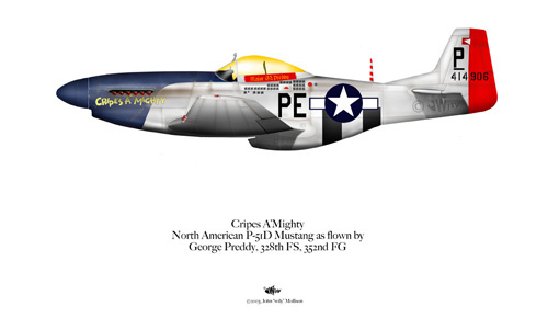 """From Spitfire, Me Bf 109 E, FW190 A, F4U Corsair, P-51 """"Blood Red Skies"""" to Wings Of Glory Preddy10"""