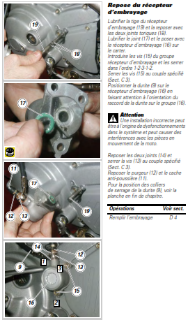 Kit de conversion embrayage hydraulique  - Page 2 Recept10