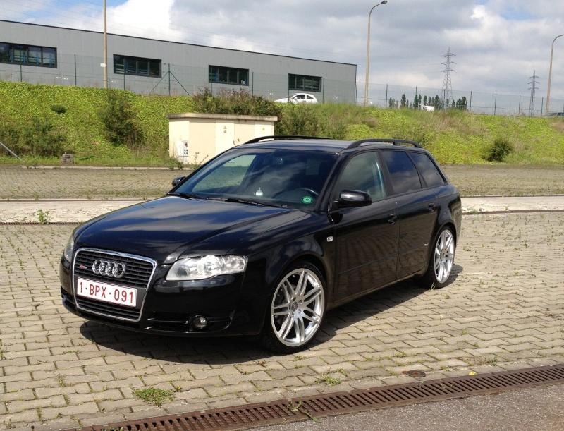 Audi A4 B7 Avant S-line Img_0810