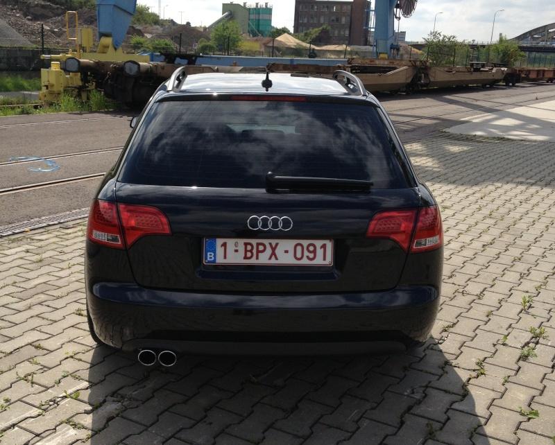 Audi A4 B7 Avant S-line Img_0811