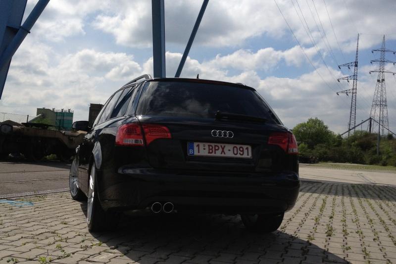 Audi A4 B7 Avant S-line Img_0812