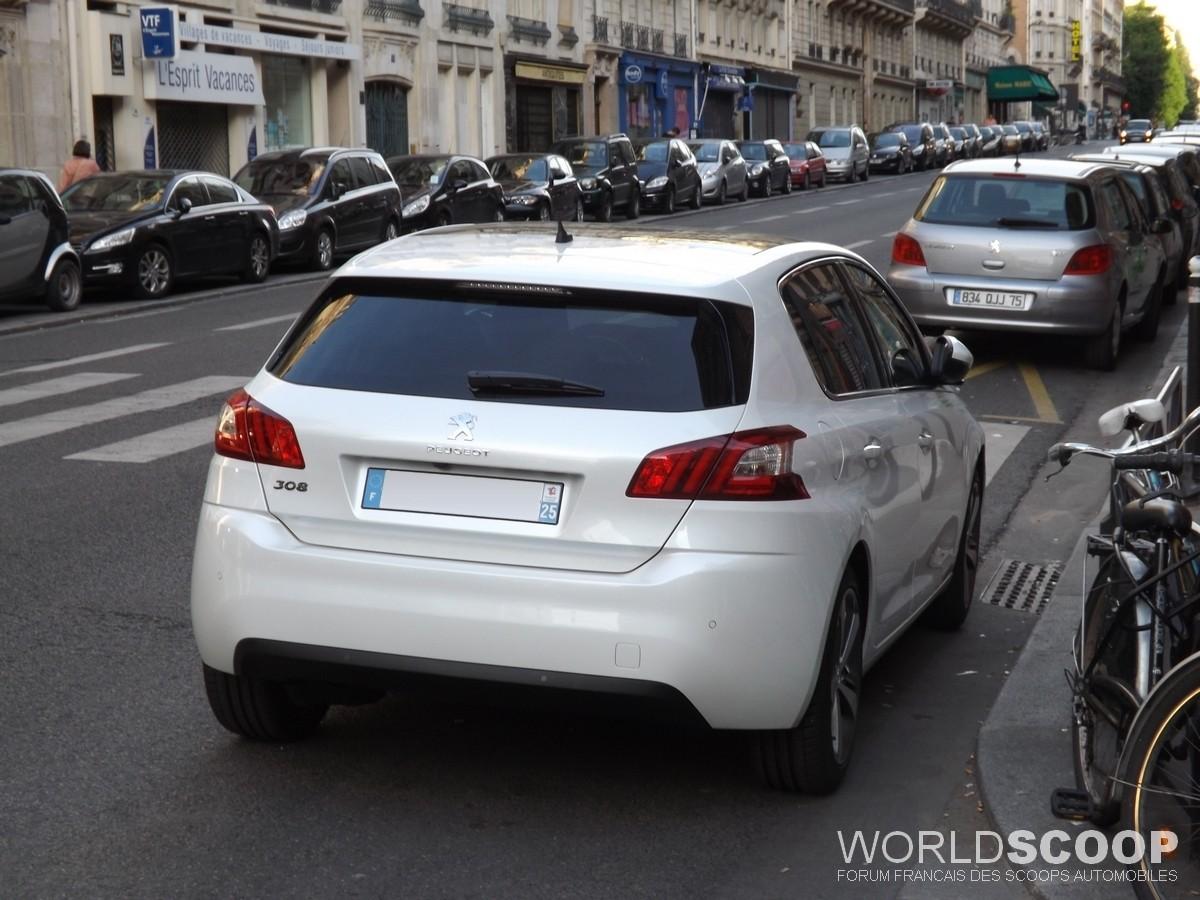 2013 - [Peugeot] 308 II [T9] - Page 7 Peugeo19