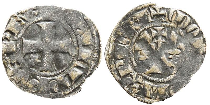 Double tournois de Philippe IV Le Bel (1285 - 1314) Double10