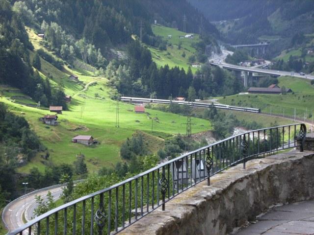 Gotthard-Modellbahn Reichelshofen Bild0511