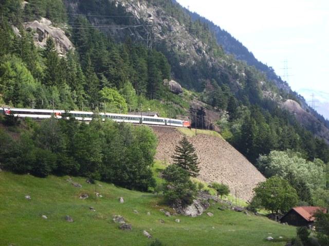 Gotthard-Modellbahn Reichelshofen Bild0513