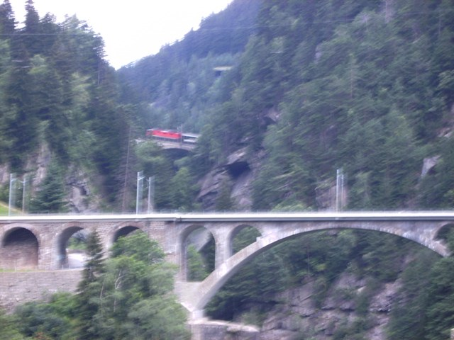 Gotthard-Modellbahn Reichelshofen Bild0514