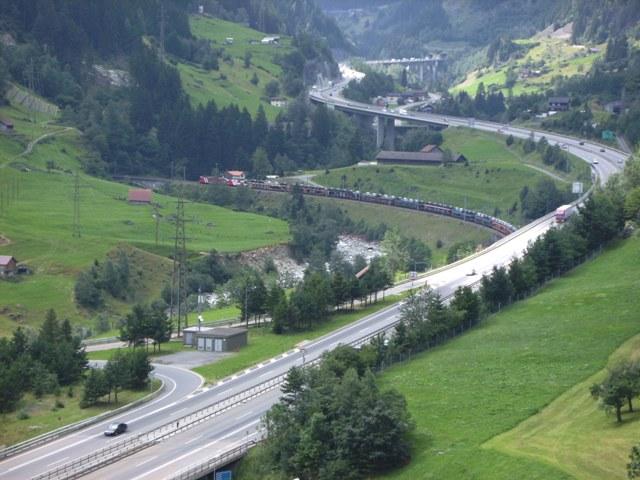 Gotthard-Modellbahn Reichelshofen Bild0515