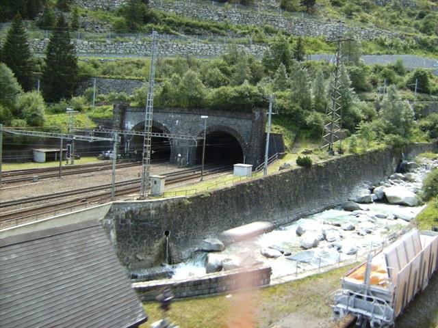 Gotthard-Modellbahn Reichelshofen Bild1810