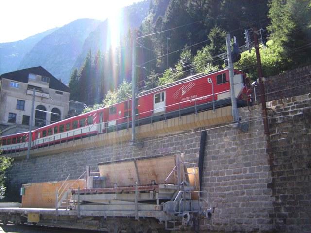 Gotthard-Modellbahn Reichelshofen Bild1910