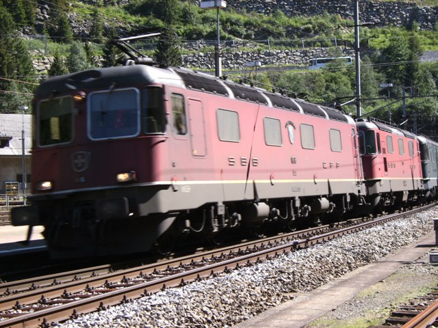 Gotthard-Modellbahn Reichelshofen Bild1911