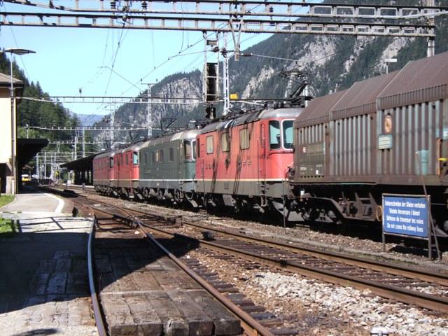Gotthard-Modellbahn Reichelshofen Bild1912
