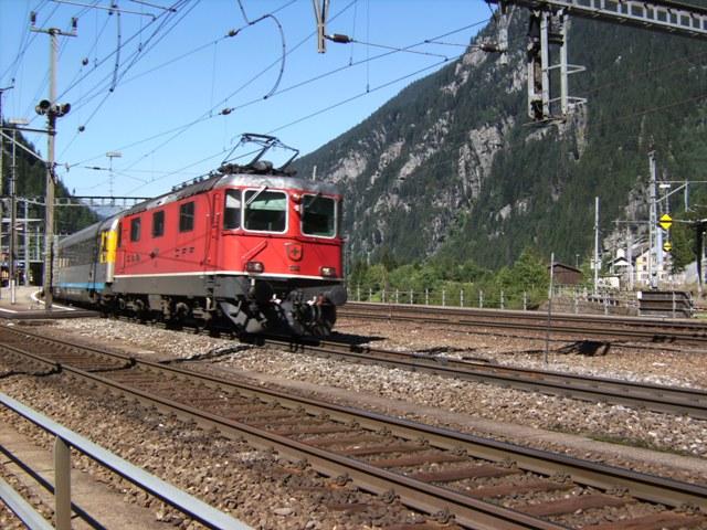 Gotthard-Modellbahn Reichelshofen Bild1913