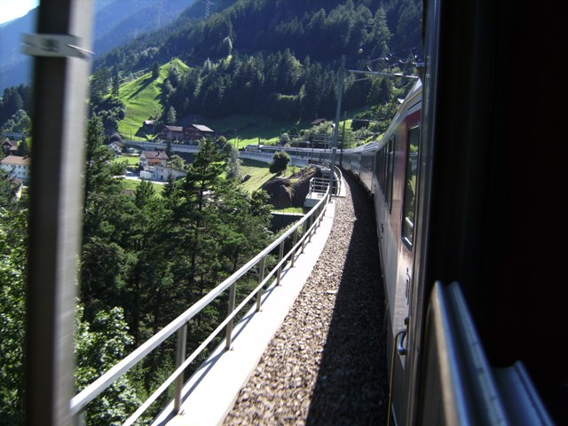 Gotthard-Modellbahn Reichelshofen Bild1914