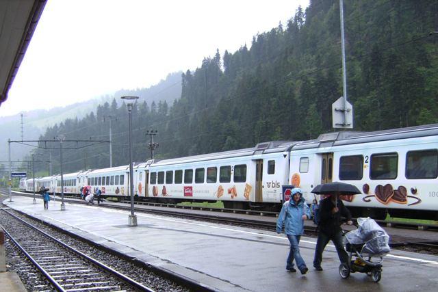 Gotthard-Modellbahn Reichelshofen Bild4411