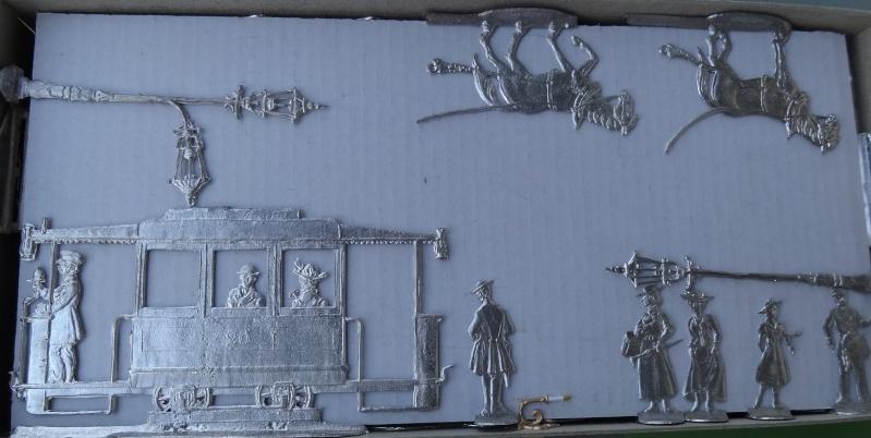 Meine -unbemalten, flachen- Eisenbahnfiguren aus Zinn Dsc01410