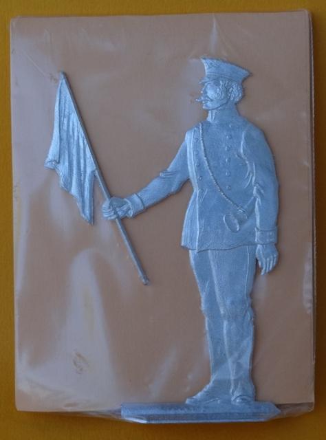 Meine -unbemalten, flachen- Eisenbahnfiguren aus Zinn Dsc03435