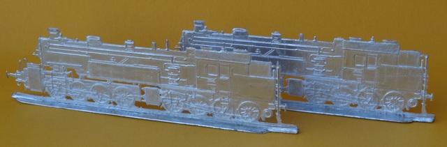 Meine -unbemalten, flachen- Eisenbahnfiguren aus Zinn Dsc03442