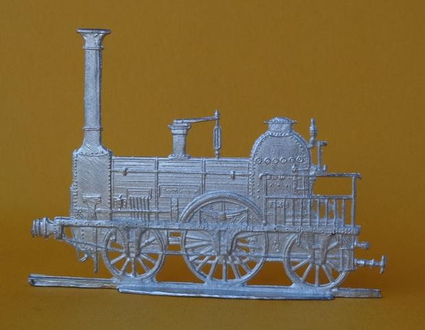 Meine -unbemalten, flachen- Eisenbahnfiguren aus Zinn Dsc03456