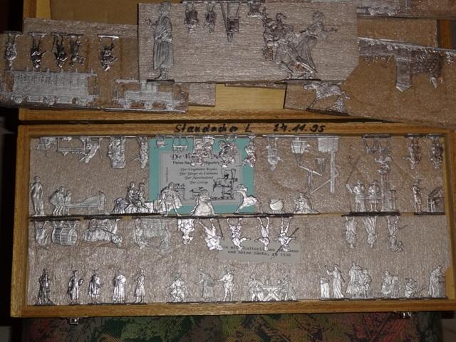 Meine -unbemalten, flachen- Eisenbahnfiguren aus Zinn Dsc03458