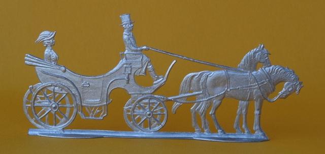 Meine -unbemalten, flachen- Eisenbahnfiguren aus Zinn Dsc03469