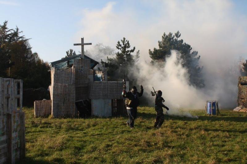 LE TERRAIN .... en images et sa localisation  Eglise11