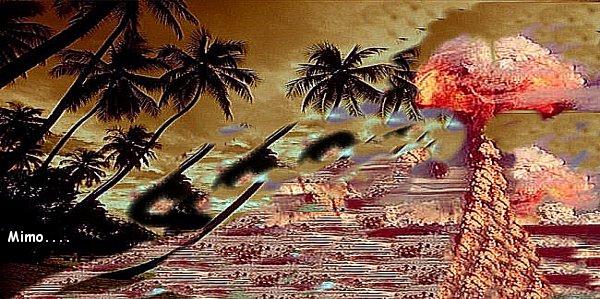 La bombe Algerienne c'est pour quand, pourqui et pourquoi ? Mimoun46