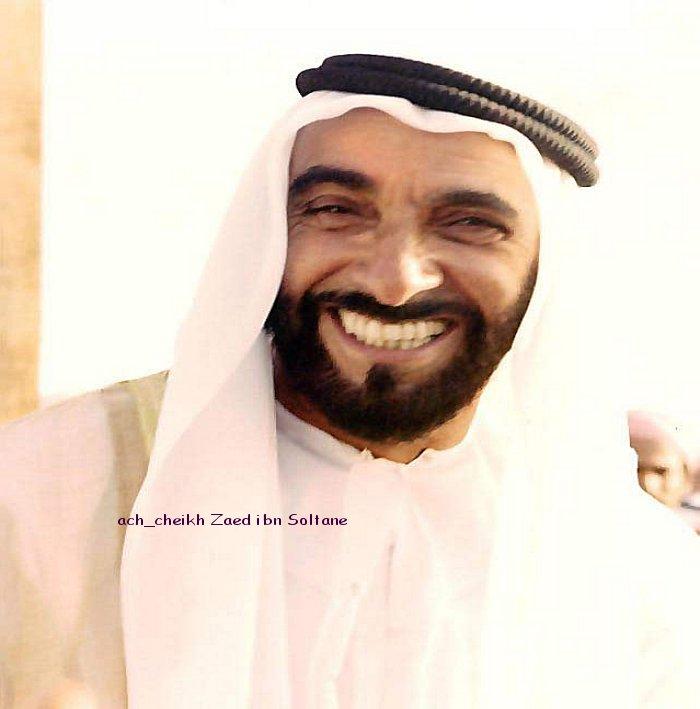 الشيخ  زايد إبن سلطان أل نهيان Zaid10