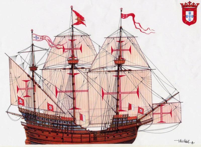 Le navi del XVII secolo  - Pagina 2 19482510