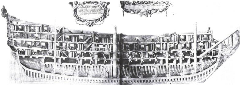 Le navi del XVII secolo  - Pagina 2 3_pont10