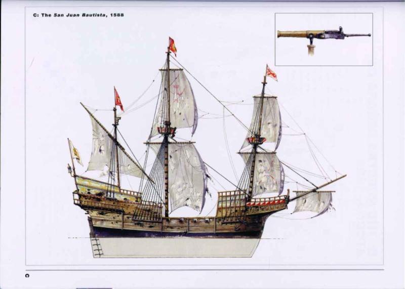 Le navi del XVII secolo  - Pagina 2 N_6410