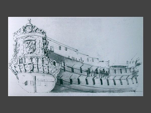 Le navi del XVII secolo  - Pagina 2 Ridder10
