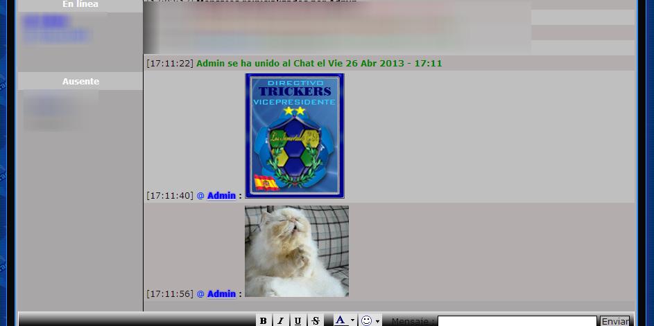 [Solo en Chrome] La chatbox pega saltos cuando hay imágenes en algún mensaje Chat410