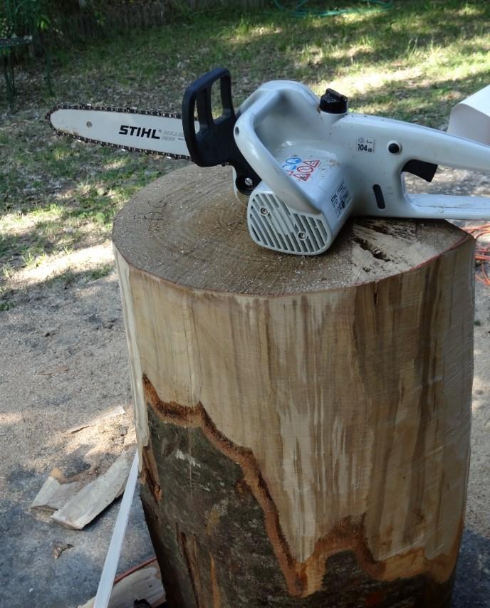 projet sculpture à la tronçonneuse 2013-030