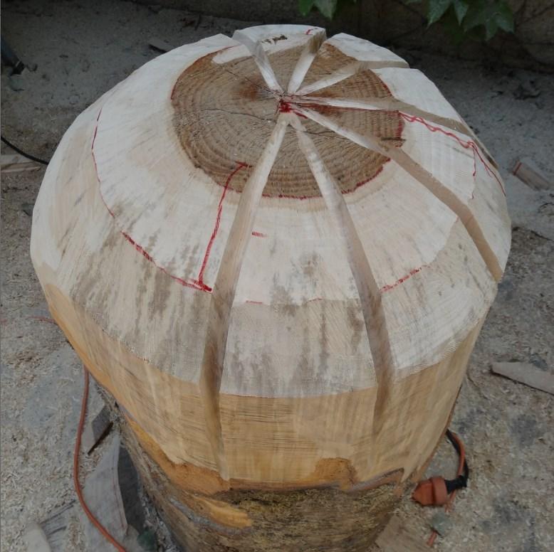 projet sculpture à la tronçonneuse 2013-033