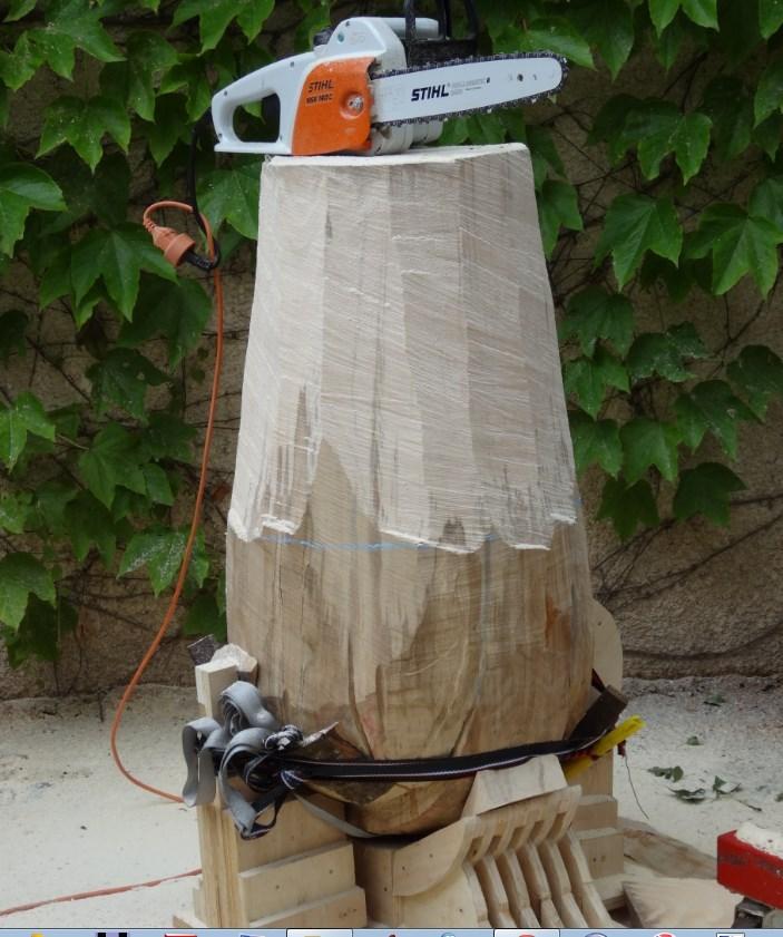 projet sculpture à la tronçonneuse 2013-039